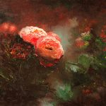 картина холст масло - художник Евгений Клюев Новосибирск